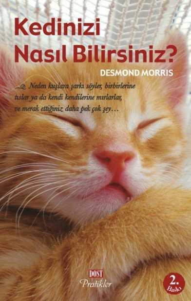 Kedinizi Nasıl Bilirsiniz? – Desmond Morris