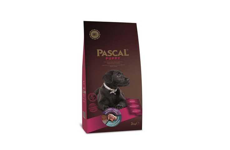 Pascal Kuzu Etli Yavru Köpek Maması