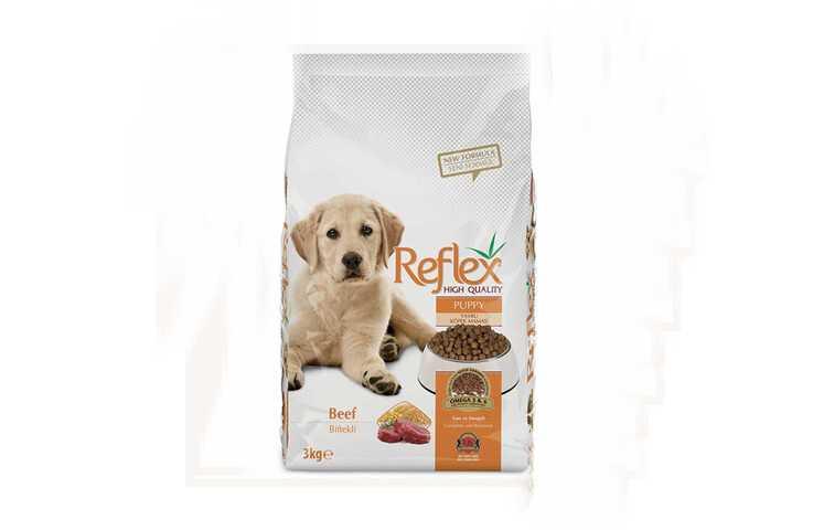 Reflex Biftekli Yavru Köpek Maması